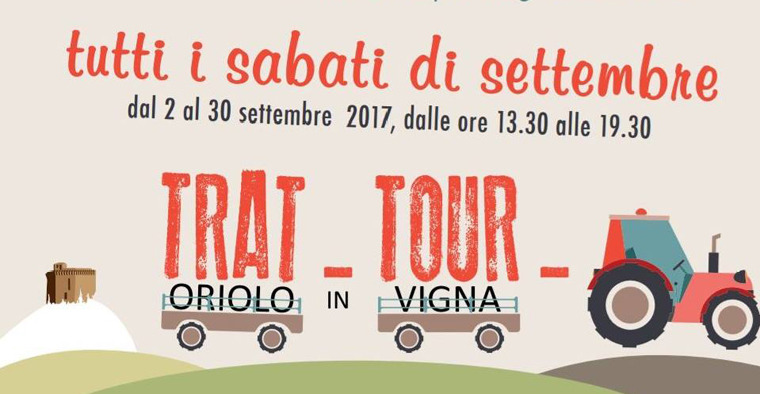 Trat-Tour Oriolo in vigna